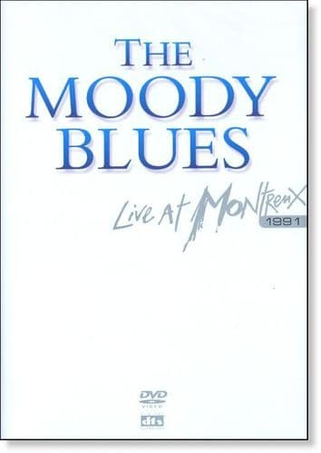 The Moody Blues<br>Live At Montreux 1991<br>DVD, Multichannel, Reg